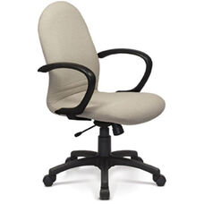 Desire Monoshell Task Chair with High Backrest - Grade B