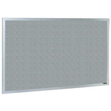 800 Series Type CO Aluminum Frame Tackboard - Claridge Cork - 48