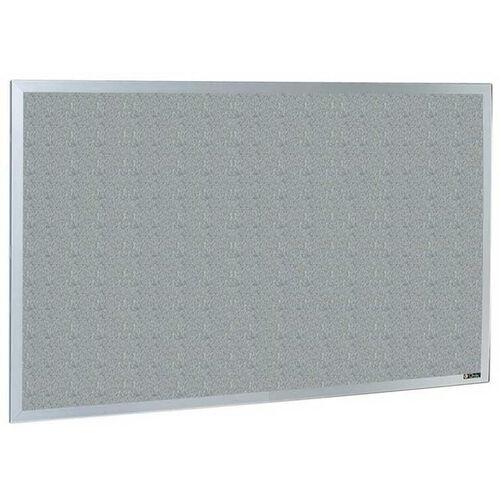 Our 800 Series Type CO Aluminum Frame Tackboard - Claridge Cork - 48
