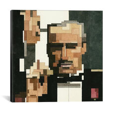 The Godfather #2 by Adam Lister Gallery Wrapped Canvas Artwork
