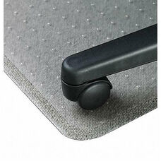 Lorell Wide Chairmat with Lip