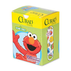 Medline Curad Sesame Street Bandages
