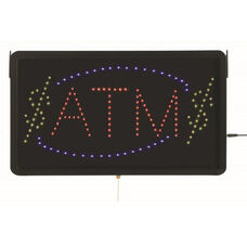 High Visibility LED ATM Sign - 13