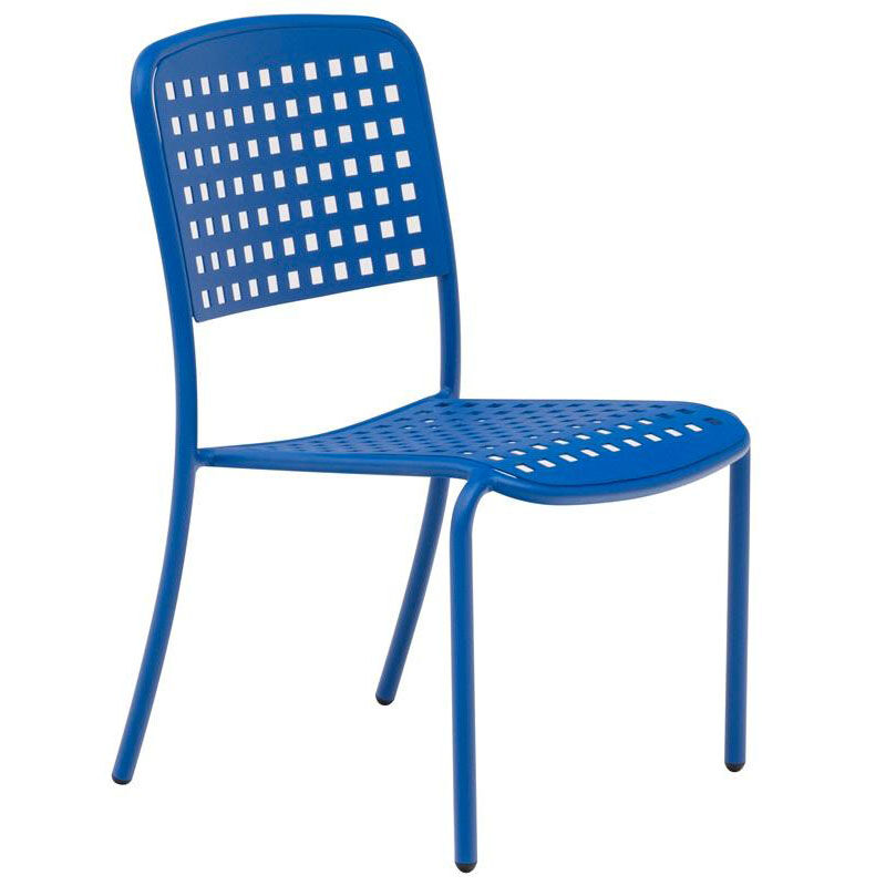 Our Hanna Armless Stacking Aluminum Side Chair Is On Sale Now.