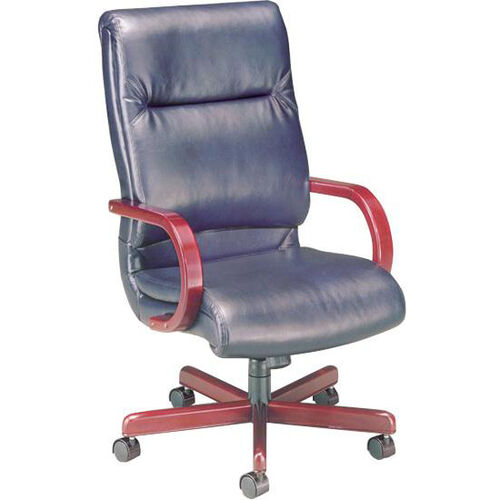 Our Quick Ship 1200 Series Executive Swivel Chair with Wood Arms is on sale now.