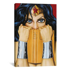 The Confident Woman by Scott Rohlfs Gallery Wrapped Canvas Artwork - 18