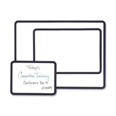 Quartet Contour Plastic Frame Whiteboards - 36