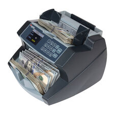 6600 UV/MG Currency Counter with ValuCount - 1,300 Bills/Minute
