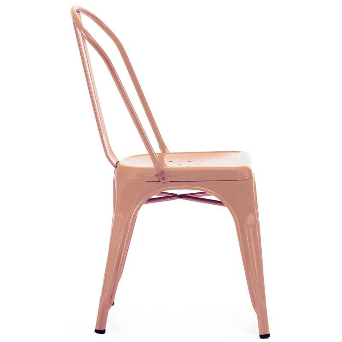 Set Of 4 Dreux Stack Side Chairs Ls 9000 Mtcop