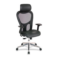 Lorell Executive High -Back Chair - 24 -7/8
