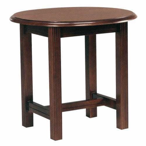 Our 1420 Oval End Table is on sale now.