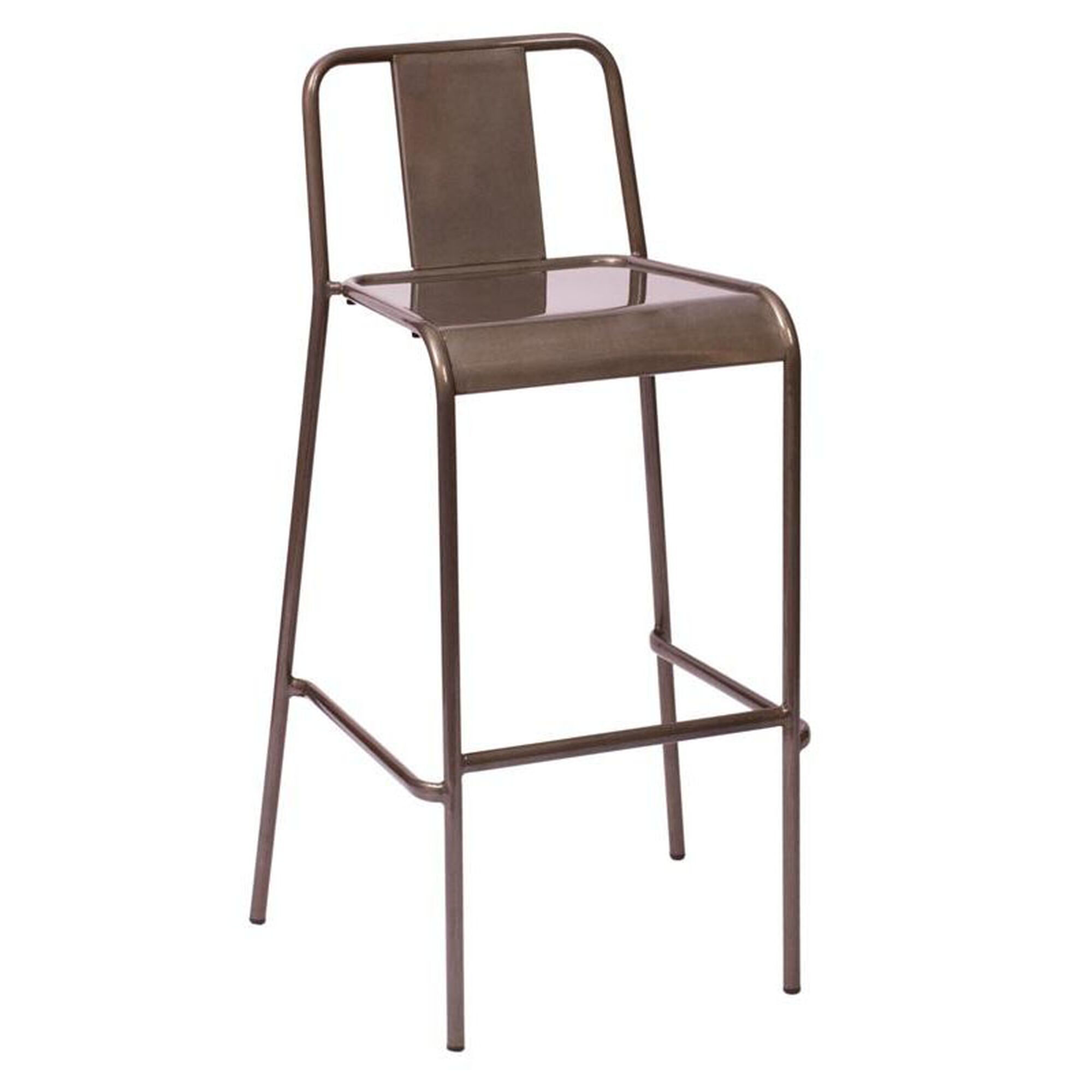 Tara Stacking Indoor Barstool Dv380cl