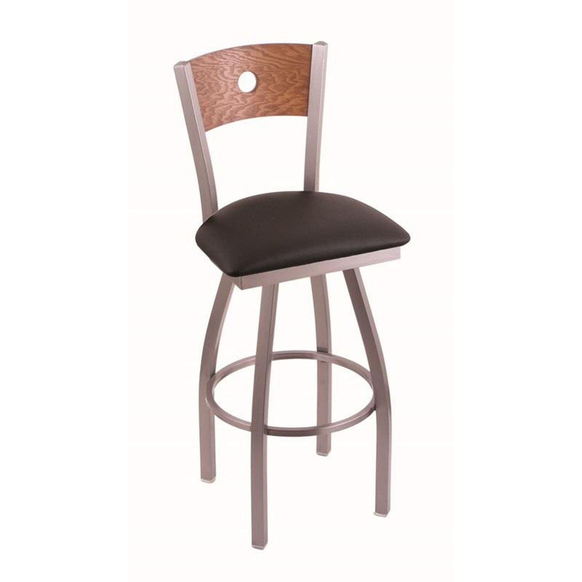 The Holland Bar Stool Co 83025SSMEDOAKBALESPR HOB  : THEHOLLANDBARSTOOLCO83025SSMEDOAKBALESPR HOBMAINIMAGE from www.restaurantfurniture4less.com size 2000 x 2000 jpeg 115kB