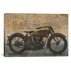 Ride by Dylan Matthews Gallery Wrapped Canvas Artwork