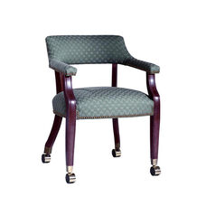Hamilton Series Captain's Chair with Casters