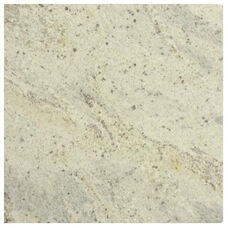 Natural Granite Square Outdoor Kashmir White Tabletop - 30