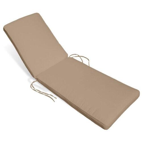 Compamia aqua chaise lounge cushion for Aqua chaise lounge