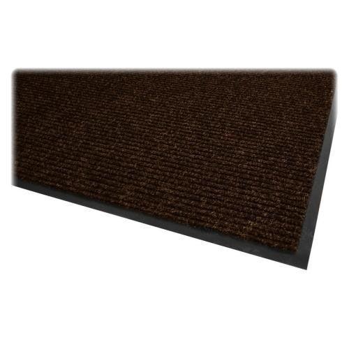 Our Genuine Joe Dual Rib Carpet Surface - Vinyl Backing - 4