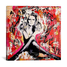 Brigitte Is In St. Tropez Again I by Michiel Folkers Gallery Wrapped Canvas Artwork