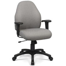 Next Task Chair with Low Backrest - Grade B
