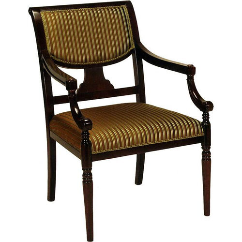 205 Lounge Chair w/ Upholstered Seat & Back - Grade 1