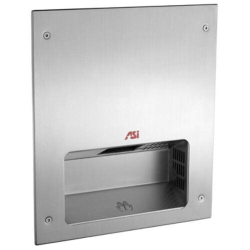 Roval Recessed Automatic Hand Dryer