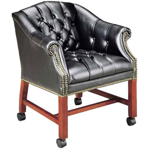 Our Quick Ship Traditional Series Tufted Conference Chair is on sale now.