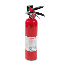Kidde ProLine Pro 2.5 MP Fire Extinguisher - 1 A - 10 B:C - 100psi - 15h x 3.25 dia - 2.6lb