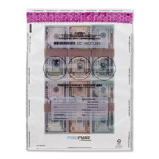 MMF FREEZFraud Tamper-Evident Deposit Bags - 12