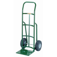 Industrial Strength Reinforced Nose Hand Truck - 47''H