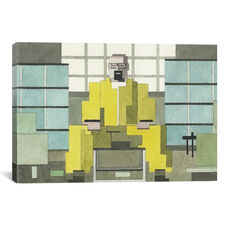 Breaking Bad by Adam Lister Gallery Wrapped Canvas Artwork