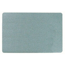 Ritz Deco Series Radius Blue Fabric Wrapped Bulletin Board - 24