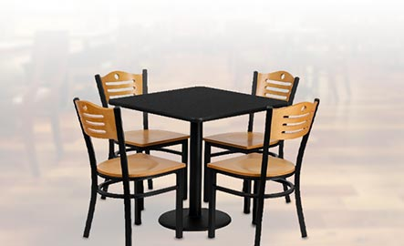 Indoor Outdoor Metal Table Amp Chair Sets